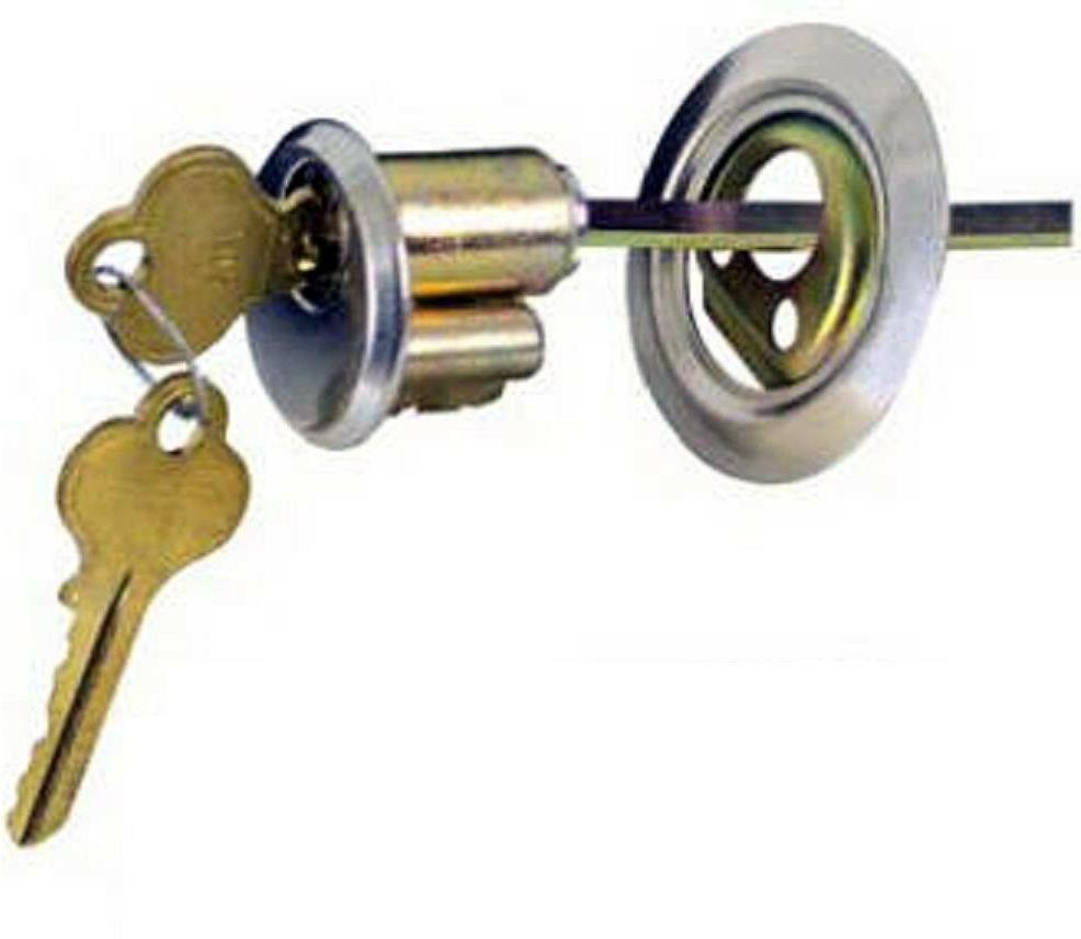 genuine garage door lock key lock cylinder