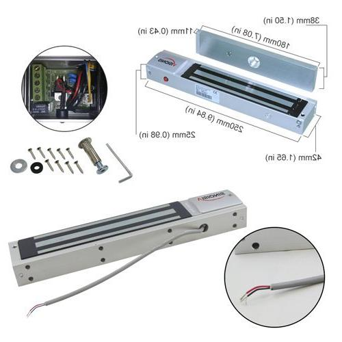 600LBS Holding Door Electric Electronmagnetic Access Control in