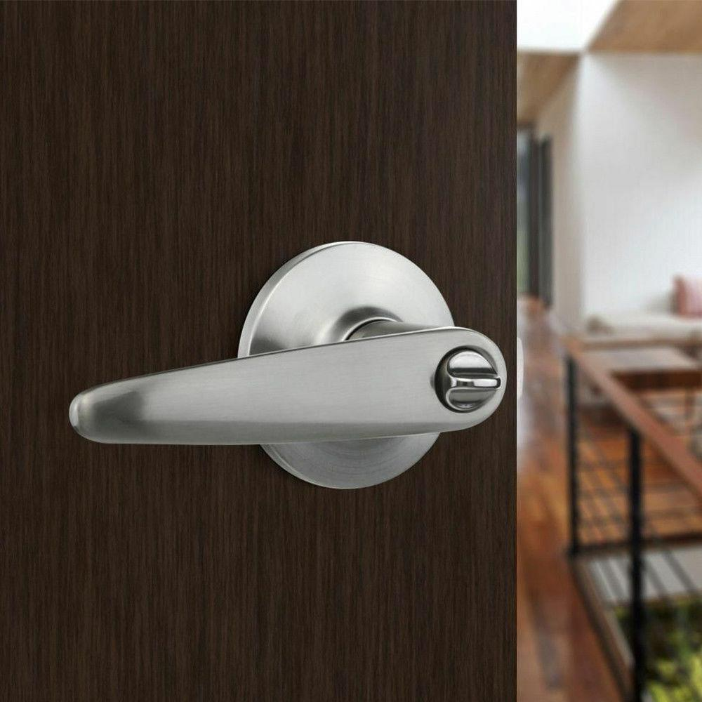 Home Security Handle Lockset