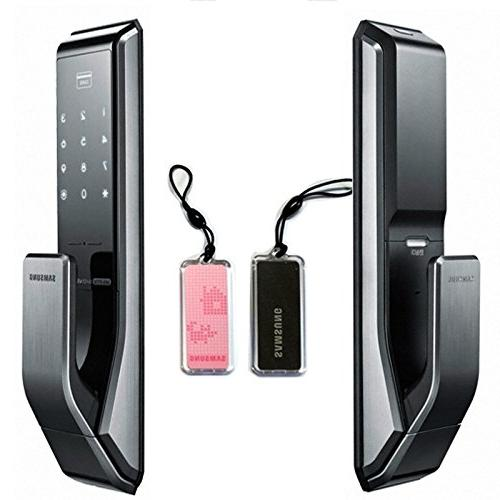 Push SHS-P710 lock keyless touchpad + of Tags