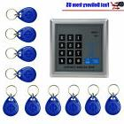 security home rfid proximity entry