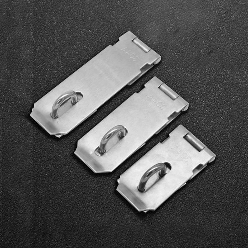 <font><b>Easy</b></font> Install Hasp Staple Shed Latch Gate