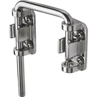 Patio Lock – Security, Install Additional Security, Hardened Steel Bar with