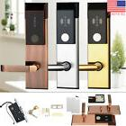 USA Electronic Safety Entry Door Lock RFID Cards Mechanical