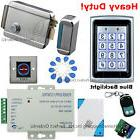 USA Metal RFID Card and Password Door Access Control System+