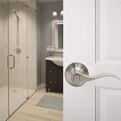 Probrico Wave Keyless Privacy and Door