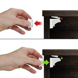 Childproof Cabinet Locks | Baby Proofing Drawers | Invisible