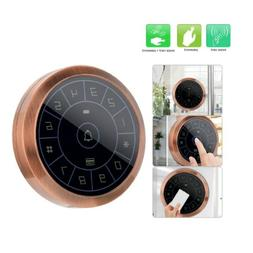 Metal Access Control Home Security System RFID Card Password