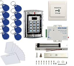 Metal Weatherproof Access Control System600LBS Force Electri