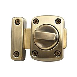 Alise MS220C-Q Rotate Bolt Latch Gate Latches Safety Door Sl