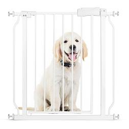 "Delxo Multi-Use Metal Baby Gate Pet Gate 22"" Wide Opening Ea"