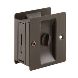 Prime-Line Products N 7319 Pocket Door Privacy Lock with Pul