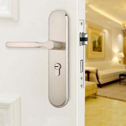 Nickel Brushed Personal Protection Home <font><b>Lock</b></f