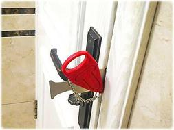 Portable Home Safety Door Lock Anti Theft Hardware Security