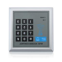 RFID Card Door Entry Exit Door Lock Access Control Keypad Ho
