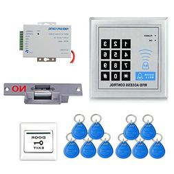 MOUNTAINONE Full RFID Door Access Control System Kit Set