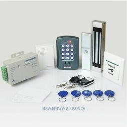 RFID Door Access Control System Kit With Magnetic Lock+10 RF