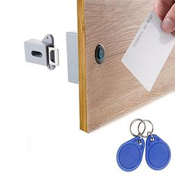 RFID Locks for Cabinets Hidden DIY Lock - Electronic Cabinet