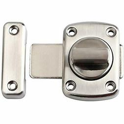 Rotate Bolt Latch Gate Latches Safety Door Slide Lock, MS220