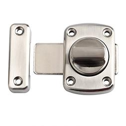 Alise Rotate Bolt Latch Gate Latches Safety Door Slide Lock,