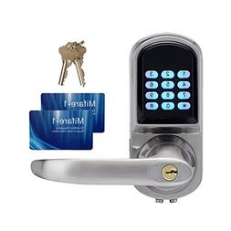 TIVDIO S200MF Right Hand Electronic Keyless Code Door Lock U