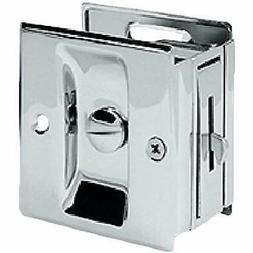 SDL25U26 1/2-Inch X 3/4-Inch Privacy Pocket Locks Bi Fold Do