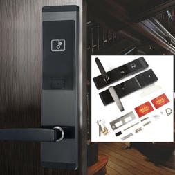 Security RFID Card Home Hotel Management System door lock ri