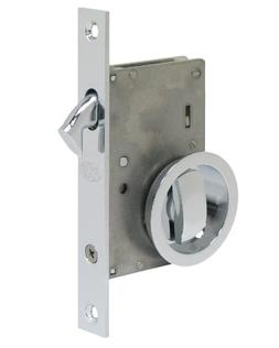 Series 2000 by FPL- Solid Brass Pocket Door Mortise Lock Set