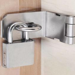 Sliding Door Furniture Hardware Cabinet Box Safety Hasp and