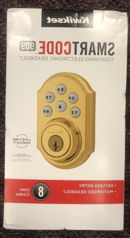 Kwikset Smart Code Push Button Deadbolt Ansi Gr 2