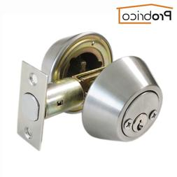 Probrico Stainless Steel Round Home <font><b>Door</b></font>