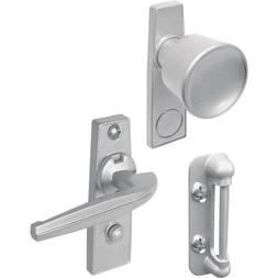 PRIME LINE PRODUCTS Screen & Storm Door Latch, Out-Swinging,