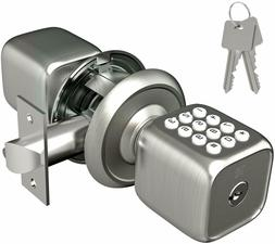TURBOLOCK TL-111 Digital Door Lock with Keypad Door Knob-Sty