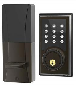 tl 201 electronic keypad deadbolt door lock