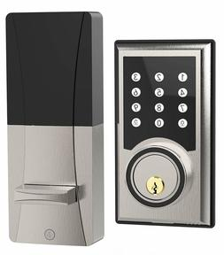 TURBOLOCK TL-201 Electronic Keypad Deadbolt Keyless Entry Do