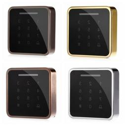 Touch Electric Door Keypad Lock Access Control ID Card Passw