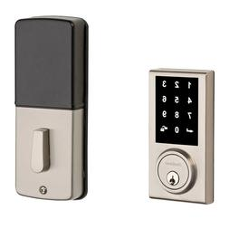 Universal Smart Door Lock Keyless Touchscreen Single Cylinde