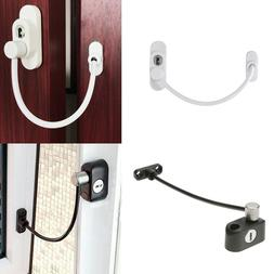 Window Security Chain <font><b>Lock</b></font> Window Cable