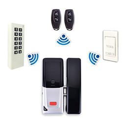 Wireless 433Mhz Access Control Kit Wireless Electric Door Lo